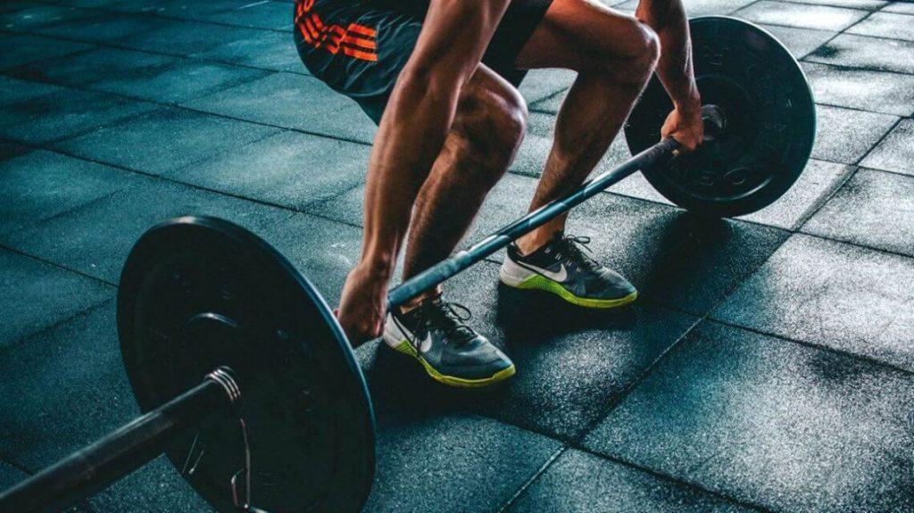 peso muerto ejercicio compuesto