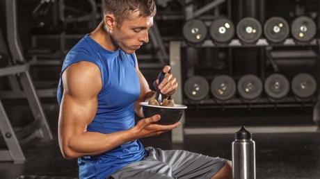 comer para aumentar masa muscular