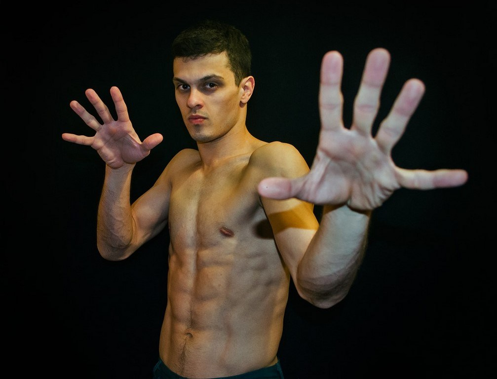 ectomorfo aumentar masa muscular
