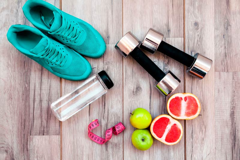 reto fitness ejercicios