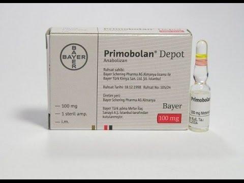 Primobolan Depot dosis