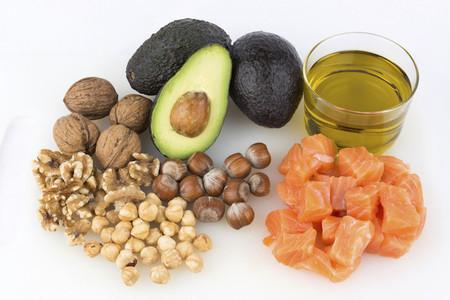 alimentos con grasa natural