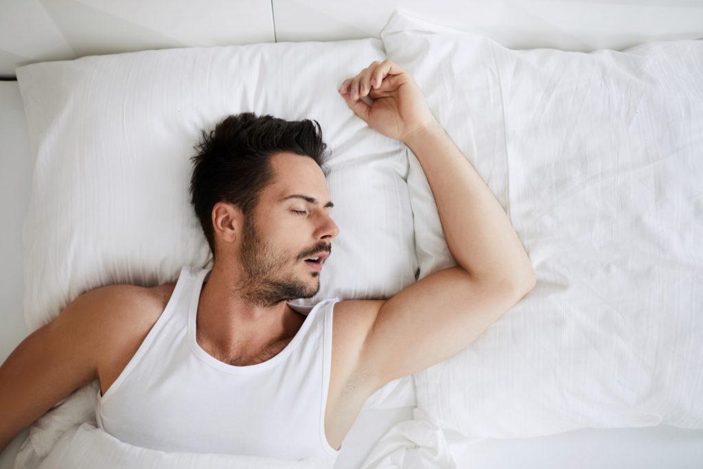dormir para aumentar musculo