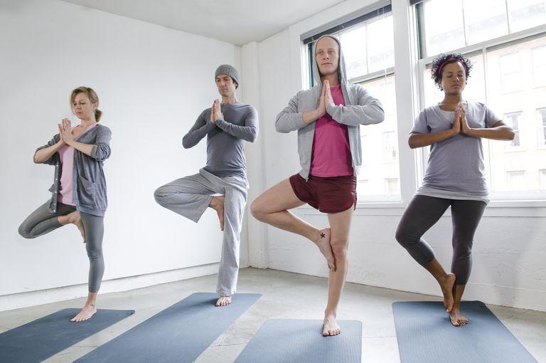 hacer yoga en casa sin aburrirse