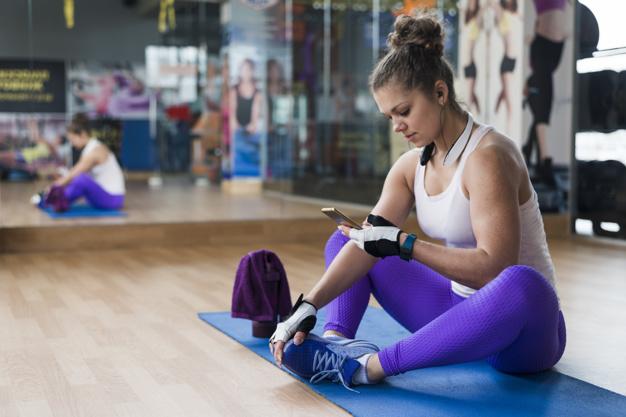 hacer yoga movil o telefono