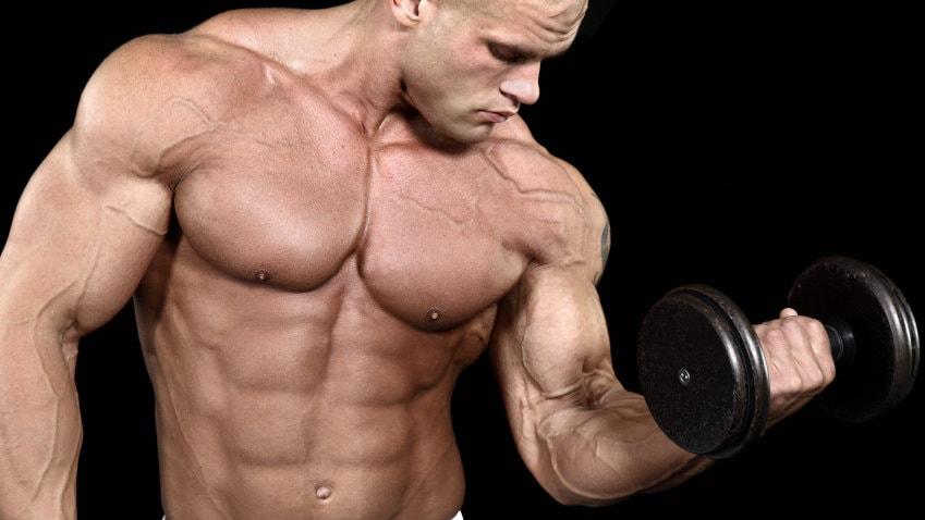 tecnica para ganar musculo