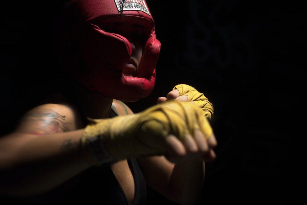 artes marciales sobreentrenamiento