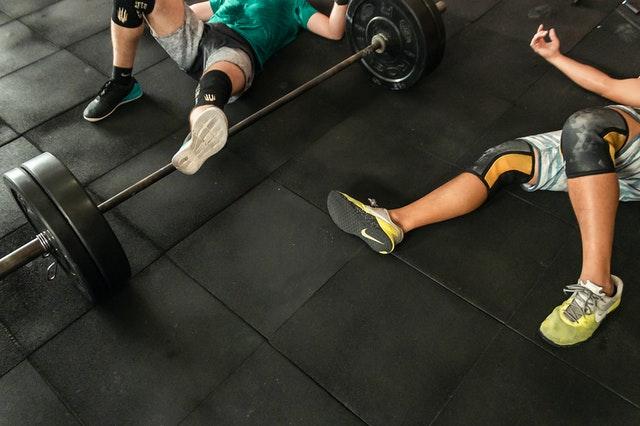 sobreentrenamiento al entrenar cada músculo todos los dias